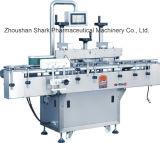 Автоматическая машина для прикрепления этикеток бутылки фармации машинного оборудования