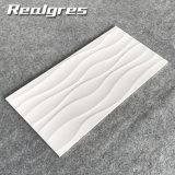 300X600 Tegels van de Muur van de golf de Super Witte Glanzende Verglaasde Ceramische