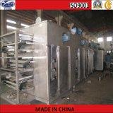 Bloco da batata e secador da fatia, máquina de secagem, equipamento de secagem