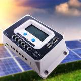 Regulador solar/controlador do painel do sistema de energia com USB
