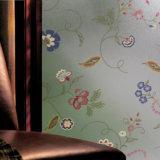 Пленка Whiteboard прозрачной цветастой собственной личности пленки окна слипчивая