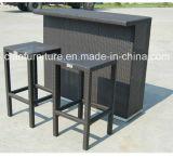 Lujo al aire libre Taburete mesa y sillas para jardín