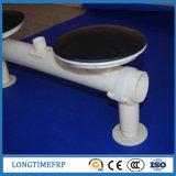 Tipo Turbinare-Mescolantesi aeratore di ceramica dell'ombrello del diffusore dell'aria per il riciclaggio dell'acqua