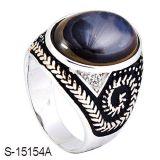 Ultimo anello di modello Hotsale dell'argento dei monili di modo