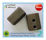 Invesment Gussteil mit Stahl für Abnehmer-Entwurf
