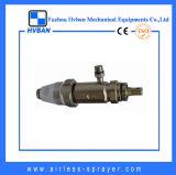 Pompe privée d'air de pulvérisateur