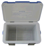 Ce Certificado Rote Moldado China High End Vacina Cooler Box Ice Box