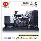 72.5-900kVA/58-720kw Shangchaiエンジンの開いたディーゼル発電機セット