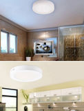3W forma redonda pared SMD LED Panel de luz para interiores