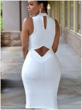 4 vías se extienden Tela de nylon lycra para la ropa interior de la ropa