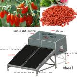 Essiccatore solare dell'alimento dell'essiccatore del grano della frutta solare economizzatrice d'energia delle verdure