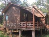 사치품 WPC 좋은 품질 조립식 가옥 집에 방수 나무로 되는 집 WPC 별장