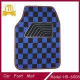 циновка ноги автомобиля шерсти 5PCS для вообще автомобиля