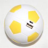 Крен силы формы футбола передвижной для батареи Li-иона iPhone 2600mAh