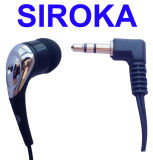 Auscultadores barato agradável do fone de ouvido de Earbud do mais baixo preço