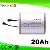 spezielle nachladbare Li-Ion11.1v fördernde 20ah batterie