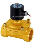 """газ воздуха воды клапана соленоида DC AC 110V или 12V электрический, топлива N/C - 1/2 """""""