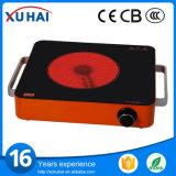 Sensore di temperatura di vetro infrarosso di Cooktop del piatto di ceramica del fornello di induzione elettrica 2016 per la cottura del riscaldatore