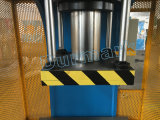Máquina de alta velocidade da imprensa hidráulica do frame de Y41 C para o trabajo em metal