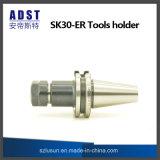 De hete Verkopende Houder van de Ring van de Houder van het Hulpmiddel van de Klem van de Ring sk30-ER