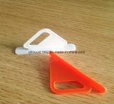De Plastic Hanger Plastic pp die van de Hanger van de doos het Onthaal van de Hanger verpakken aan Customed