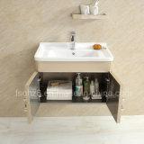 Moderner Edelstahl-Badezimmer-Spiegel-Eitelkeits-Schrank mit Regal