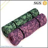 メモリヨガのマットの袋の製造業者が付いている習慣によって印刷されるヨガのマット