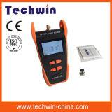 Fuente de luz óptica de Techwin del probador de fibra del Coste-Effctive de Tw3109e