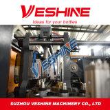 Máquina plástica automática llena del soplo del agua de vector