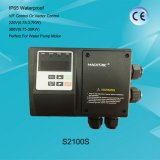 Il motore a corrente alternata della pompa del raggruppamento di acqua IP65 determina gli azionamenti variabili di frequenza