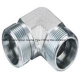Gomito del maschio dell'acciaio inossidabile degli accessori per tubi 304