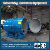 Sistemas de vulcanización de la Tanque-Autoclave del caucho eléctrico de la calefacción para la industria de curado de goma