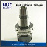 Держатель инструмента шлица цыпленка Collet ISO30-Er25um-40 для машины CNC