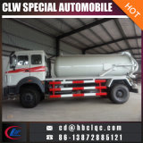 Norhtbenz 10000L Sewer Sucking Tank Truck Sewer Dredging and Cleaning Vehicle