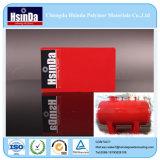 Alta capa garantizada calidad del polvo del aerosol del lustre para el tanque de almacenaje del agua