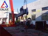 Gru fissa idraulica della piattaforma della misura dell'asta di Electricl con l'ABS BV CCS diplomata