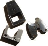 El trabajar a máquina exacto del CNC de las piezas del tornillo de la percha