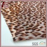 O leopardo Plat de tela da cópia a tela 100% de algodão