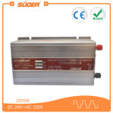 CC di Suoer 2000W 24V 220V all'invertitore di corrente alternata (STA-2000B)