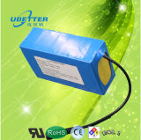 18650 pack batterie de lithium de 12V 145.6ah pour le pouvoir de mémoire