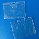 Hoch-Freier aufbereiteter Plastik-EVA-Namenskarten-Abzeichen-Halter