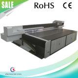 2.5 x 백색 색깔 인쇄를 가진 1.3 M 큰 체재 UV 평상형 트레일러 인쇄 기계