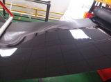 Il nero stampabile dello strato del PVC di Plasitc