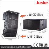 """Профессиональное тональнозвуковая система двухстороннее 16ohm 10 """" линия цена блока диктора"""