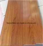 Suelo de madera dirigido teca de Birmania