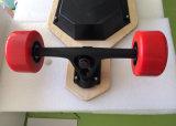 بيع بالجملة 4 عجلات حزام سير يقاد لوح التزلج كهربائيّة مع جهاز تحكّم عن بعد - يضبط