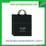 Bespoke напечатанная хозяйственная сумка мешка подарка сумок бумаги искусствоа