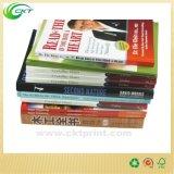 Color Cmyk Encolado/Fresado Imprimir Libros (CKT-BK-643) de Brillante