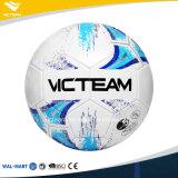 PVC物質的なサイズ5の機械によってステッチされるフットボール