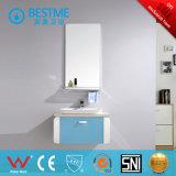 Cabina de cuarto de baño gris del acero inoxidable del color (BY-B6005)